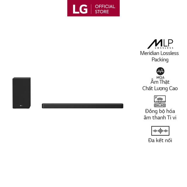 Loa thanh LG SN9Y - Hàng Chính Hãng