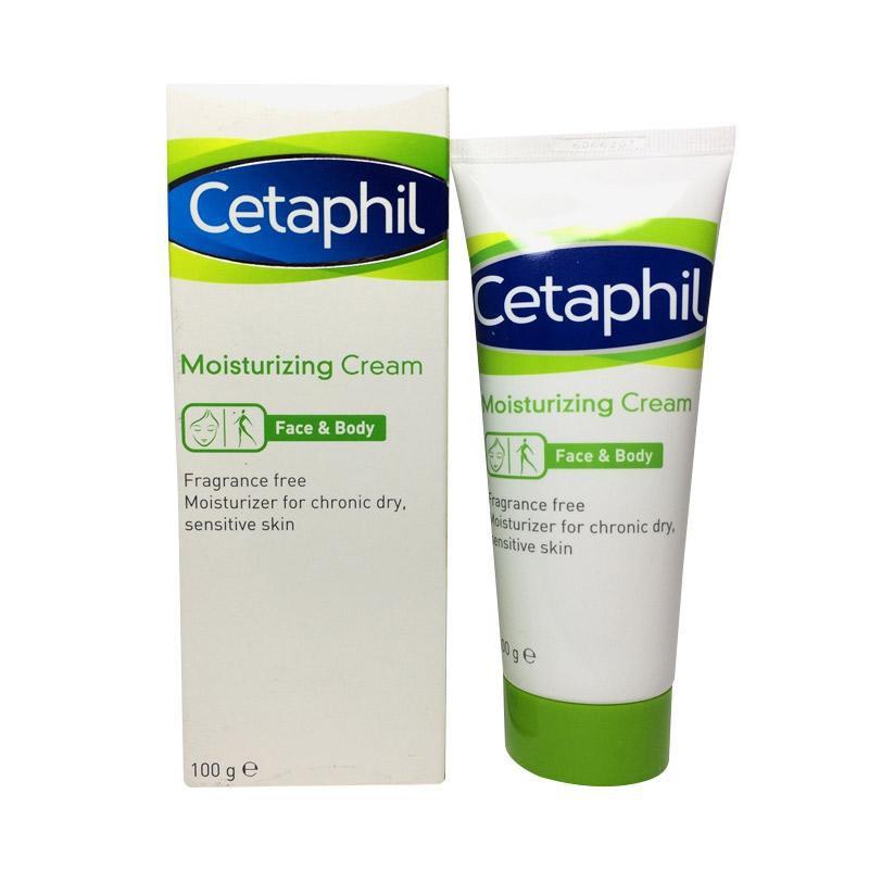 Kem dưỡng ẩm cho da khô nhạy cảm Cetaphil Moisturizing cream 100g ...