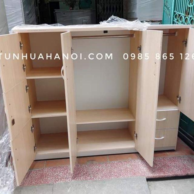 Tủ nhựa cho bé - freeship nội thành Hà Nội