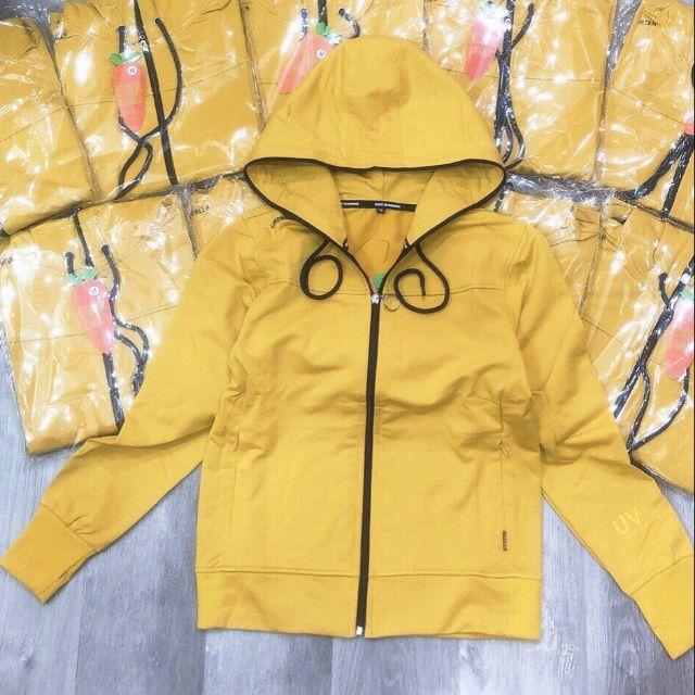 Áo khoác lime 10 hàng 6 túi