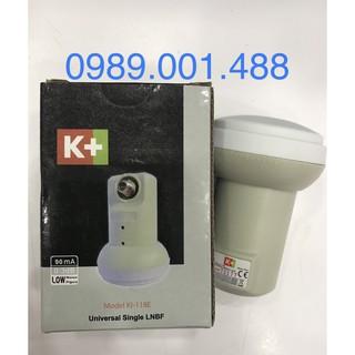 Mắt chảo thu tín hiệu LNB K +, Nhụy thu sóng K+