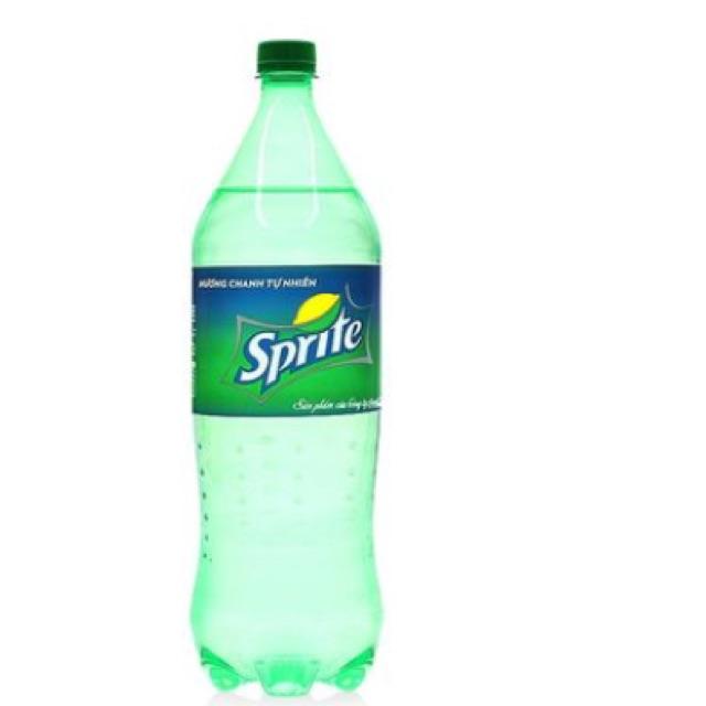 Nước giải khát hương chanh Sprite 1,5L