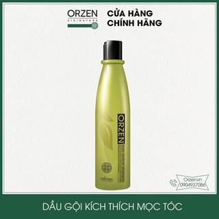 {CHÍNH HÃNG}[GIÁ TỐT] Dầu gội kích thích mọc tóc, làm dày tóc Orzen Hàn Quốc 320ml