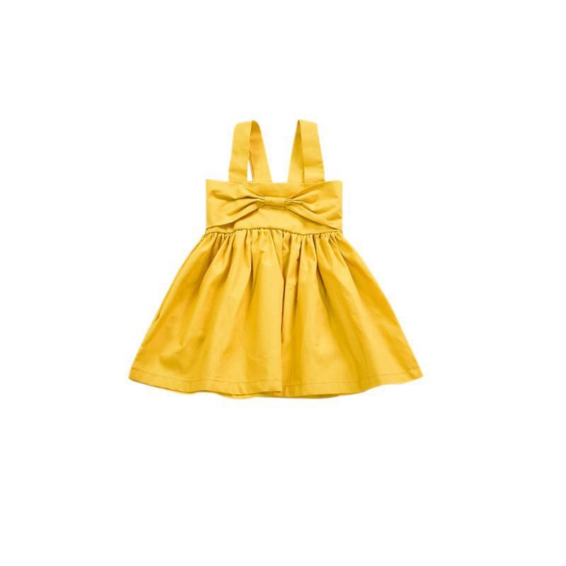 Váy 2 dây mini cho bé gái (12 tháng -3 tuổi) [SP]