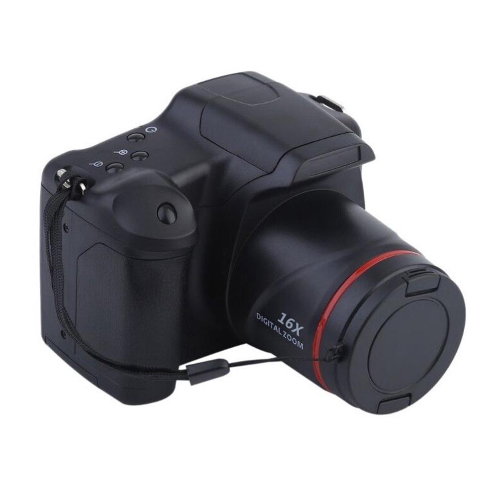 Gifts 16X Zoom Portable COMS Sensor Stable Handheld High Definition Mini Digital Camera