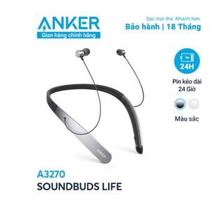 Tai nghe bluetooth ANKER SoundBuds Life - A3270
