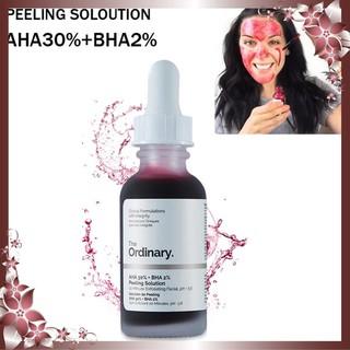 [RẺ NHẤT] The Ordinary AHA 30% + BHA 2% Peeling solution - 30ml - Tẩy tế bào chết hóa học chuyên sâu thumbnail