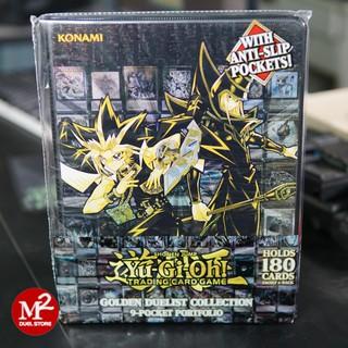 Album sưu tập thẻ bài yugioh Golden Duelist – Kỷ niệm 20 yugioh TCG – Chứa được 180 lá bài