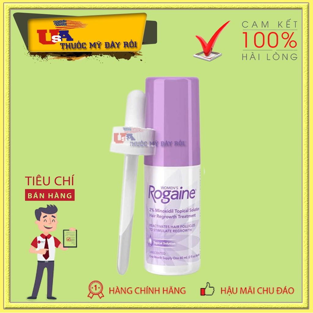 Rogaine Minoxidil 2% Lỏng Dành Cho Nữ - Mọc Tóc, Lông Mày giá rẻ