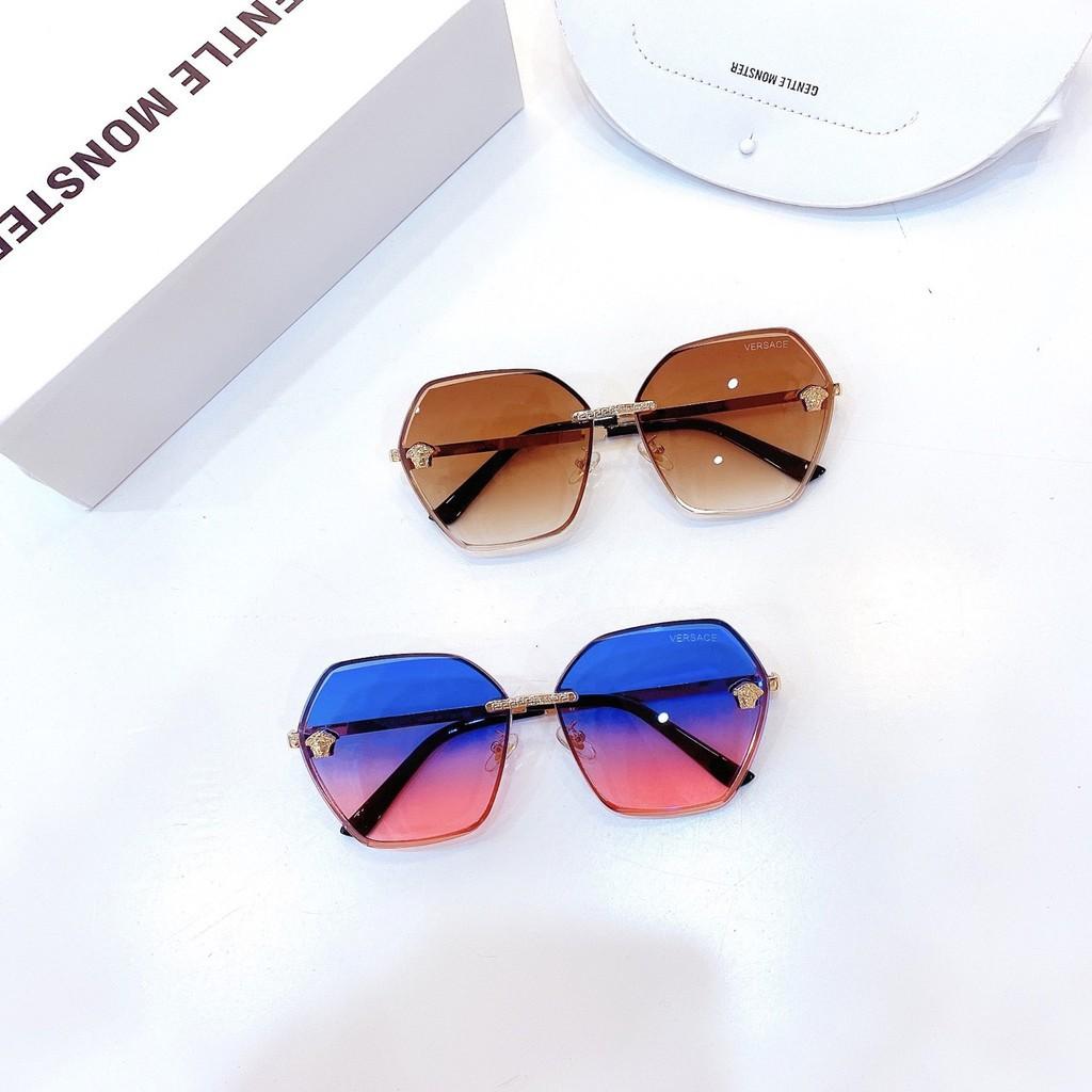 -Hàng nhập khẩu Mắt kính thời trang cao cấp cho nữ B224 UV 💎 FREESHIP 💎 chống tia UV400 Liên...