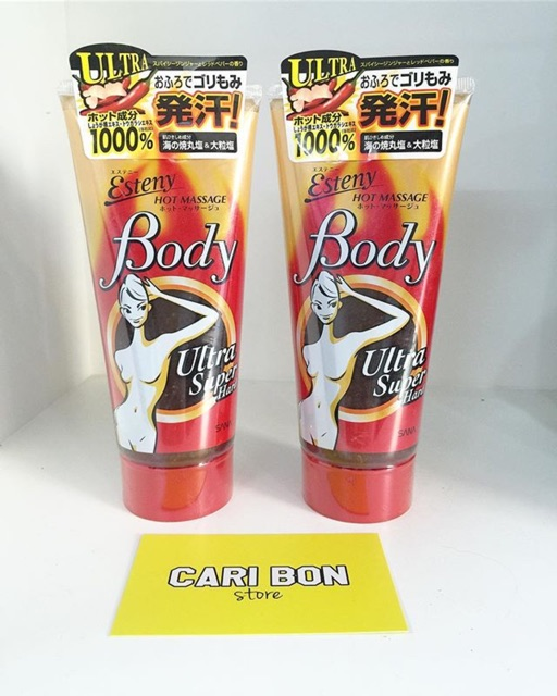Kem tan mỡ Esteny Hot Body Massage Gel Nhật Bản - 2526205 , 537912029 , 322_537912029 , 350000 , Kem-tan-mo-Esteny-Hot-Body-Massage-Gel-Nhat-Ban-322_537912029 , shopee.vn , Kem tan mỡ Esteny Hot Body Massage Gel Nhật Bản