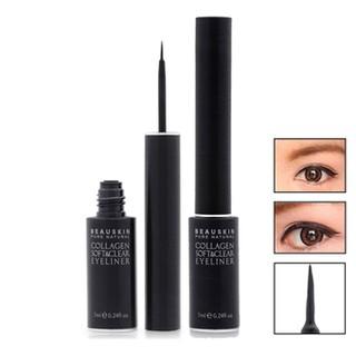 [Kẻ mắt Hàn Quốc] Kẻ mắt nước Beauskin Collagen Soft & Clear Eyeliner Hàn Quốc 7ml thumbnail