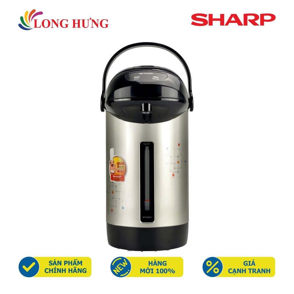 Bình thủy điện Sharp 2.8 lít KP-B28SV - Hàng chính hãng