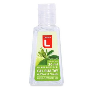 Sản phẩm tiện lợi-Gel rửa tay khô Lotte Choice L 30ML thumbnail