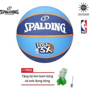 Bóng rổ Spalding NBA 3X Official Outdoor size 7
