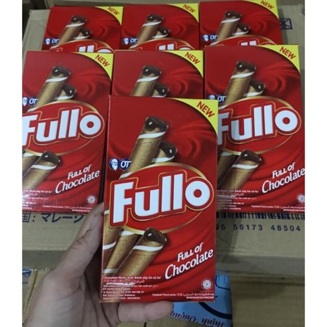 Bánh quế Fullo Stick (5 cây/hộp)