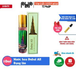 [7 mùi hương] Tinh dầu nước hoa Dubai Ali, dạng lăn mini 10ml thumbnail