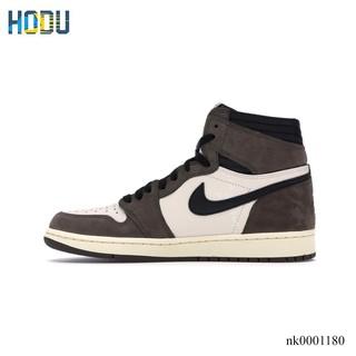 Giày thể thao nam Travis Scott Air Jordan 1 Hi OG thumbnail