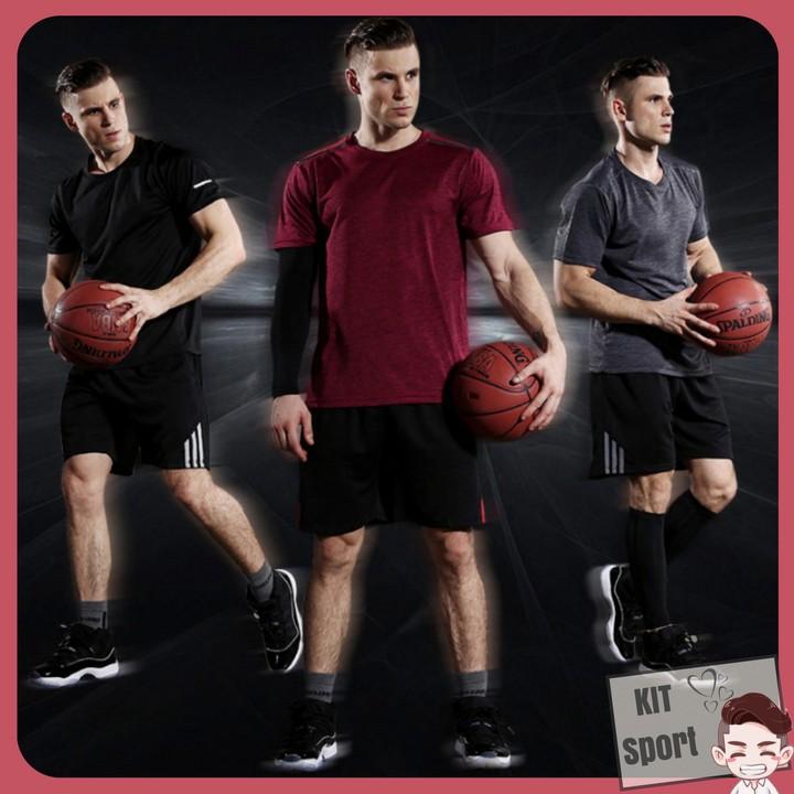Áo thể thao nam Basic (Áo thun nam) - Cửa hàng phân phối KIT Sport
