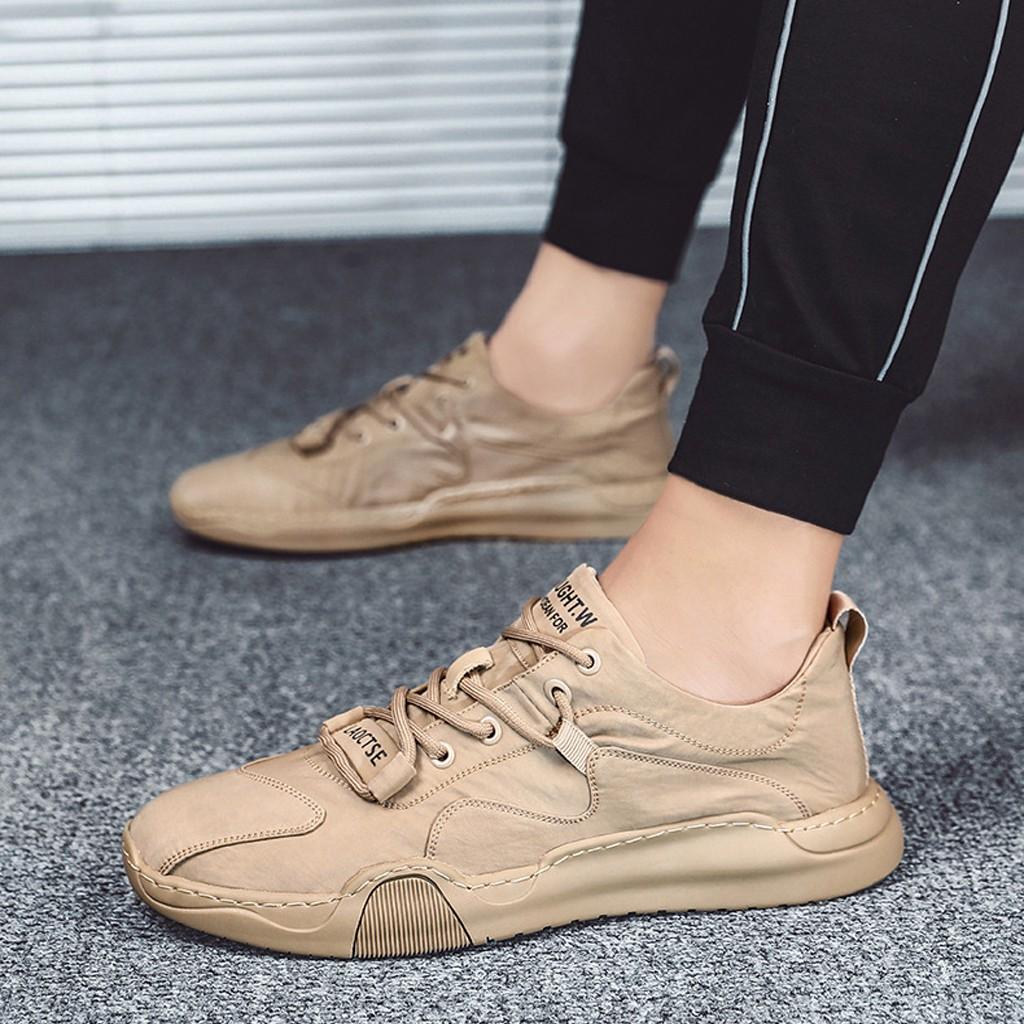 Giày Thể Thao Nam [ NHIỀU MÀU ] Thời Trang Trẻ Trung Phong Cách Lịch Lãm Hot Trend 2020 - G27