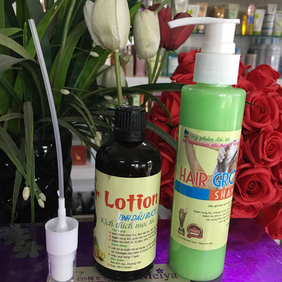 Bộ tinh dầu bưởi và dầu gội bưởi chăm sóc tóc hoàn hảo. - 3108166 , 884223198 , 322_884223198 , 25000 , Bo-tinh-dau-buoi-va-dau-goi-buoi-cham-soc-toc-hoan-hao.-322_884223198 , shopee.vn , Bộ tinh dầu bưởi và dầu gội bưởi chăm sóc tóc hoàn hảo.