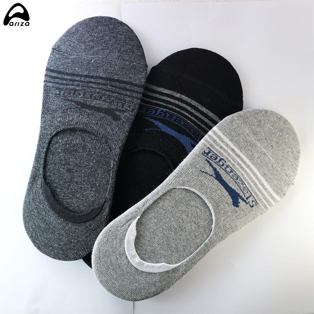 Bộ 3 đôi tất lười nam cho giầy lười chất kiểu dáng đẹp có chặn góc chân Tất/ găng tay