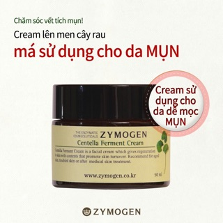 Zymogen Cream Rau Má Lên Men thumbnail