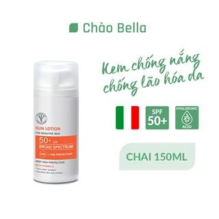 Lotion Chống Nắng Bảo Vệ Da Khỏi Tia UVB Và UBA SPF 50+ 150ml Pharmacist Formulators Sun Lotion Protection - chaobella thumbnail