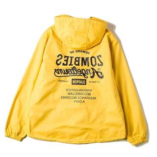 áo khoác gió nam nữ zombies mẫu hót trên thị trường