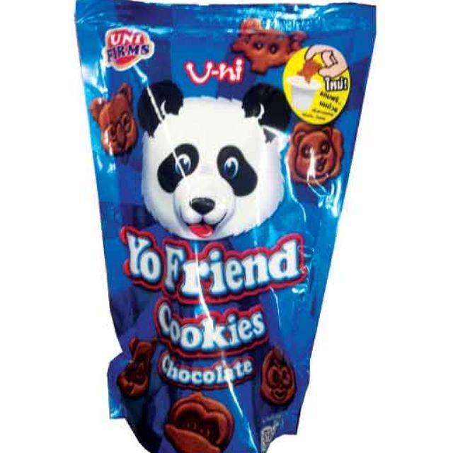 ??? Bánh Gấu Chocolate Yo Friend Thái ???