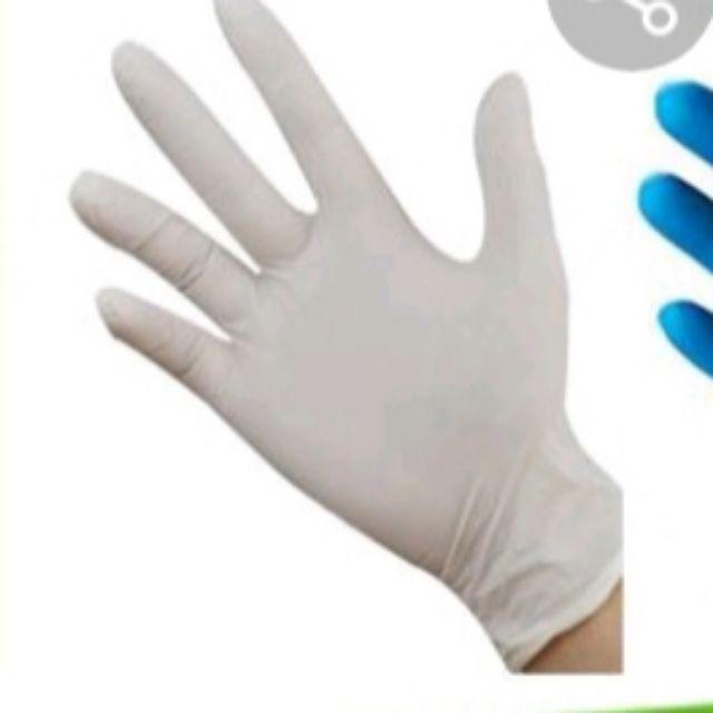 Găng tay y tế không bột nitrile(100 chiếc)