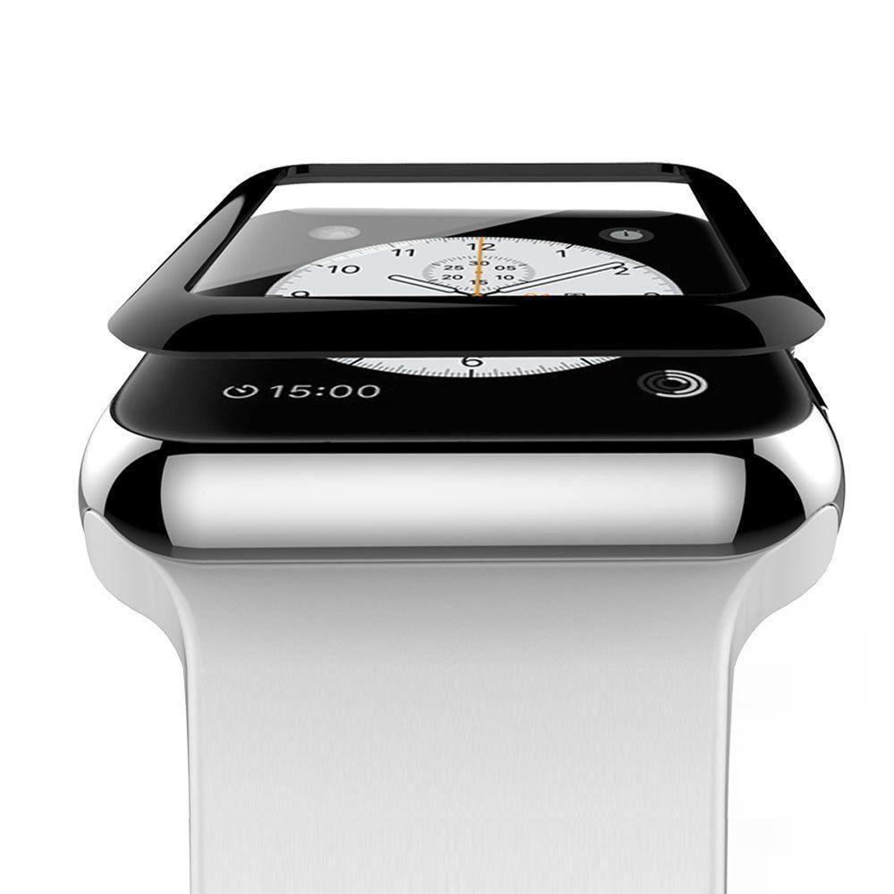 Kính Cường Lực 3d Bảo Vệ Màn Hình Đồng Hồ Thông Minh Apple Watch Series 5 & Series 4321 / Iwatch 40 / 44mm