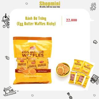 Bánh bơ trứng Richy gói 270g