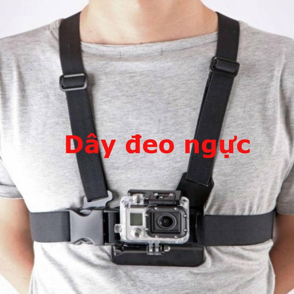 dây đeo đầu cho camera hành trình tốt
