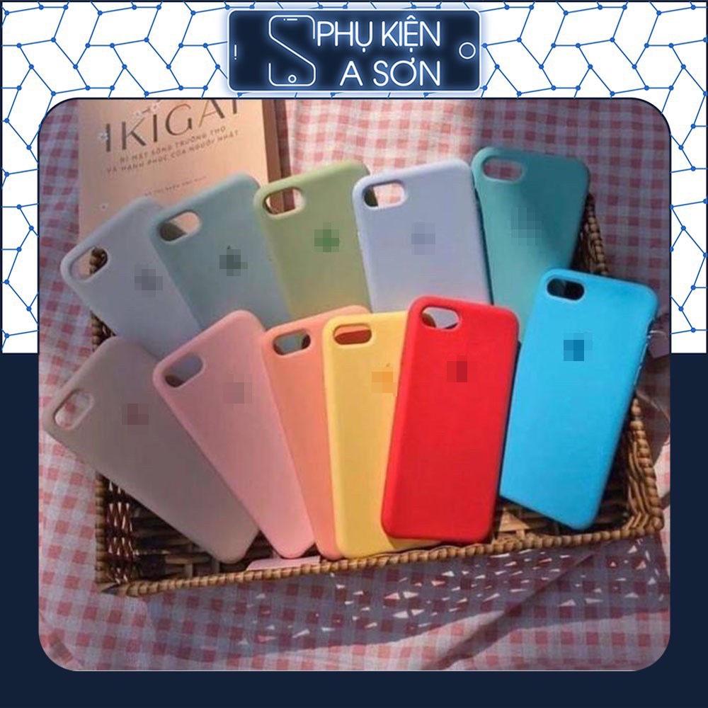 Ốp iphone - Ốp lưng Chống Bẩn Logo Táo 6/6s/6plus/6s plus/7/8/7plus/8plus/x/xs/xs max/11/11pro/11pro max