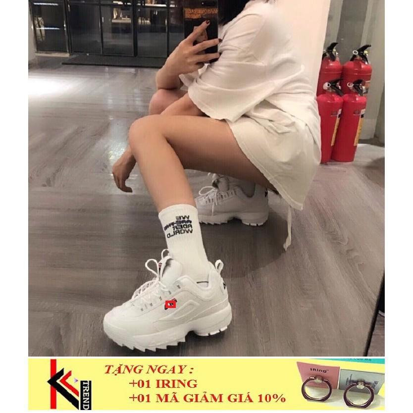giày nữ thể thao Tặng 20K khi Nhập [ QUAN20A ] - FREESHIP Giày Nữ Xu Hướng 2019 Nhập Quảng Châu