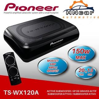 Loa sub gầm ghế ô tô thương hiệu cao cấp Pioneer - Mã TS-WX120A thumbnail