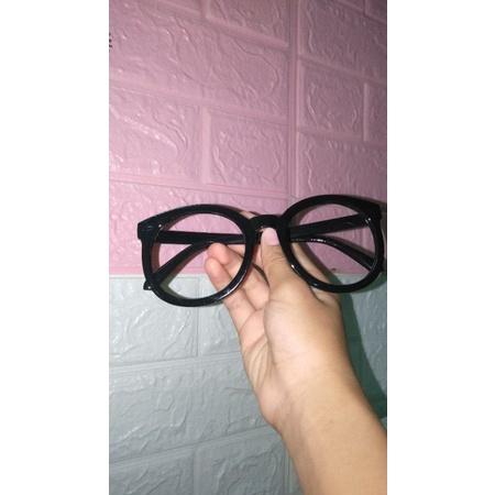kính nữ thời trang không mắt