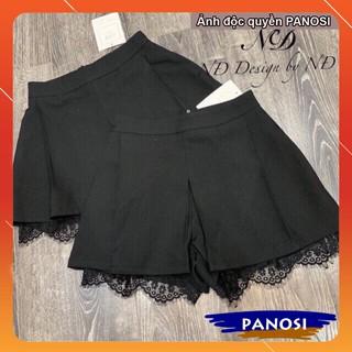 [Mã WAAUG giảm 15% đơn 99k] Chân váy ngắn đáp ren có lót quần trong Nữ hot