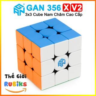 Rubik 3×3 GAN 356 X V2