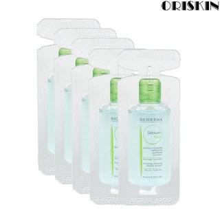 Minisize Bioderma Nước Làm Sạch Và Tẩy Trang Micellar Cho Da Hỗn Hợp Và Da Dầu Bioderma Sebium H2O 10ml thumbnail