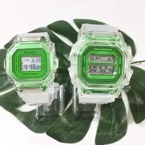 Đồng hồ điện tử Dotime nam nữ phong cách thể thao cá tính ZO69