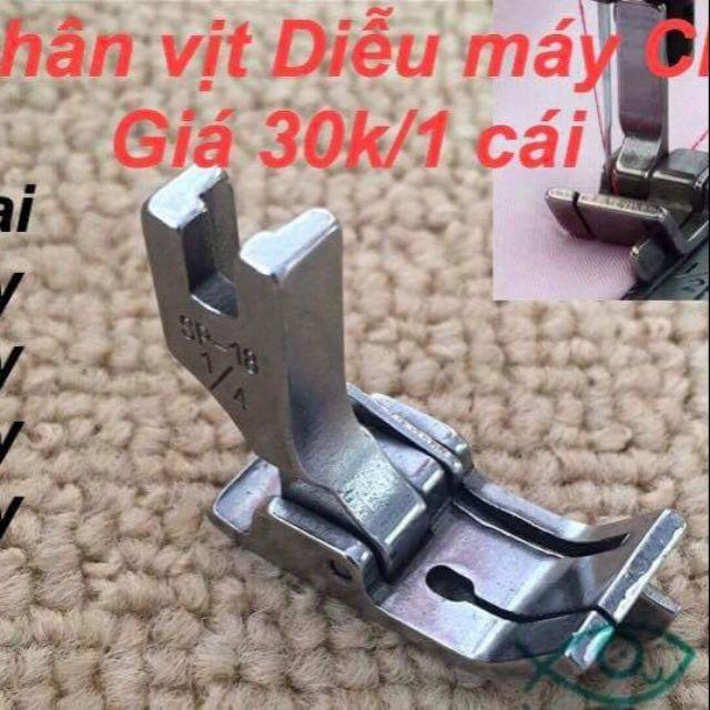 Trọn bộ 7 cái chân vịt chuyên may mí hay diễu dùng cho máy công nghiệp - 9933636 , 1063372546 , 322_1063372546 , 190000 , Tron-bo-7-cai-chan-vit-chuyen-may-mi-hay-dieu-dung-cho-may-cong-nghiep-322_1063372546 , shopee.vn , Trọn bộ 7 cái chân vịt chuyên may mí hay diễu dùng cho máy công nghiệp