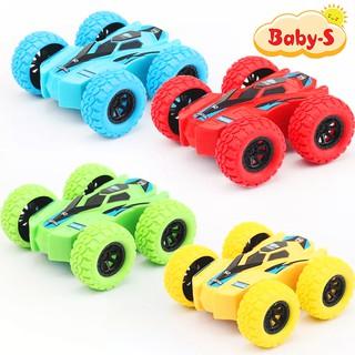 Xe địa hình đồ chơi cho trẻ em trượt lật theo quán tính có thể chạy cả 2 mặt siêu hot bằng nhựa cao cấp Baby-S SDC029 thumbnail