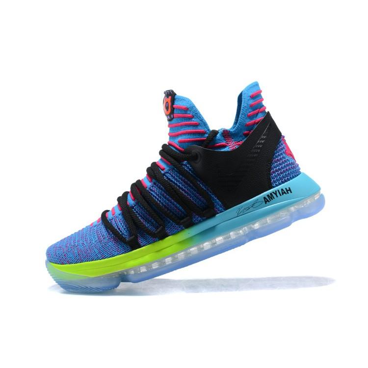 Nike Zoom KD 10 รองเท้าบาสเกตบอลสำหรับผู้ชาย