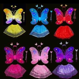 Combo 10 Bộ bướm cánh tiên nguyên sét điện