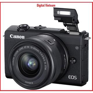 MÁY ẢNH CANON EOS M200 KIT EF-M15-45MM F3.5-6.3 IS STM