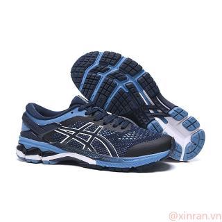 [Với hộp] Chính hãng Giao hàng nhanh Asics Gel-Kayano 26 giày nam Giày chạy bộ 40-45 Bắn thật