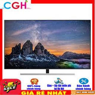 Tivi Samsung 55 inch 4K Qled QA55Q80RAKXXV (Miễn phí vận chuyển tại Hà Nội)