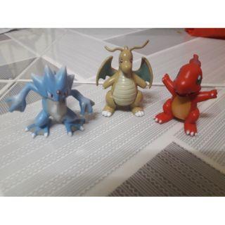 Bộ 3 mô hình thú nhựa_thanhsang